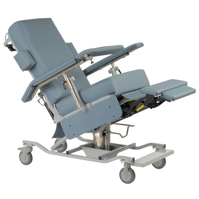 Height Adjustable Reclining Chair  sc 1 st  Medical Furniture u0026 Blood Bank Supplies & BA1556 Height Adjustable Medical Reclining Chair | Medical Furniture ...